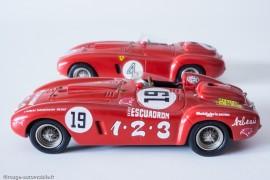Ferrari 375 Plus 1954, vainqueur des 24 heures du Mans et de la Carrera Panamericana- Kit Starter