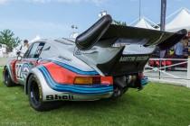Le Mans Classic 2014 - Porsche turbo RSR 1974