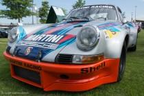 Le Mans Classic 2014 - Porsche 911 carrera RSR 1973