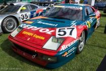 Le Mans Classic 2014 - Ferrari 348 GTC Le Mans 1994