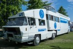 Le Mans Classic 2014 - Camion La Voix du Nord années 1970