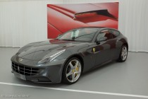 Le Mans Classic 2014 - Ferrari FF
