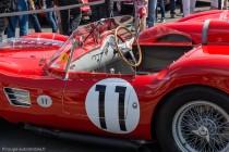 Le Mans Classic 2014 - Ferrari 250 Testa Rossa 1960