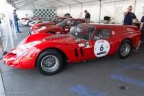 Le Mans Classic 2014 - Ferrari 250 Breadvan