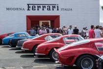 Le Mans Classic 2014 - Le 250 Tornano a casa