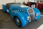 Le Mans Classic 2014 - Peugeot 402 Darl'Mat 1937