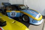 Le Mans Classic 2014 - Porsche 935 K3 1977