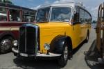Le Mans Classic 2014 - Bus Saurer