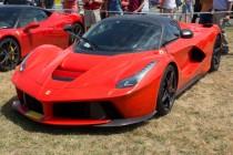 Le Mans Classic 2014 - Ferrari LaFerrari