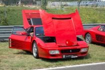 Le Mans Classic 2014 - Ferrari 512 TR