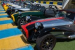 Le Mans Classic 2014 - stand Lotus