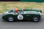 Le Mans Classic 2014 - Austin Healey 100 S 1954