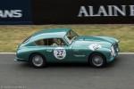 Le Mans Classic 2014 - Aston Martin DB2/4 1953