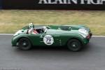 Le Mans Classic 2014 - Allard J2X 1952