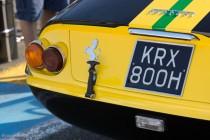 Le Mans Classic 2014 - Ferrari Daytona