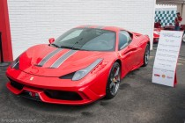 Le Mans Classic 2014 - Ferrari 458 Spéciale