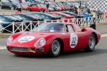 Le Mans Classic 2014 - Ferrari 250 LM