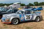 Le Mans Classic 2014 - Porsche clubs - 911 carrera RSR 1973