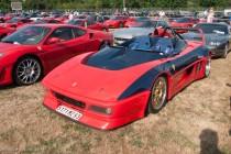 Le Mans Classic 2014 - Ferrari 348 Barchetta