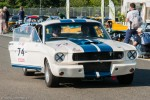 Le Mans Classic 2014 - Ford Shelby Mustang GT 350 1967