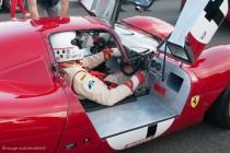 Le Mans Classic 2014 - Ferrari 312 P 1969