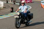 Le Mans Classic 2014 - Gendarmerie années 1960