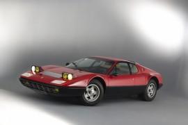 Ferrari 365 GT4 BB de 1975 (crédit Classic Driver)