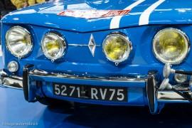 Renault 8 Gordini, les 50 ans d'un mythe