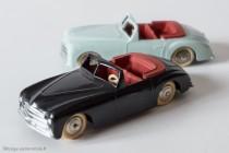 Dinky Toys 24 S - Simca 8 sport