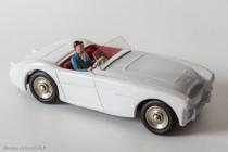 Dinky Toys 546 - Austin Healey 100 - conducteur français