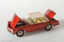 Dinky Toys 516 - Mercedes 230 SL cabriolet hard top - avec le hard top