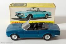 Dinky Toys 1423 - Peugeot 504 cabriolet