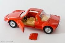 Dinky Toys 1403 - Matra M530 - toit partiellement enlevé