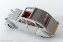 Dinky Toys 500 - Citroën 2CV 1966 - capote roulée