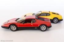Ferrari 365 GT4 BB et 512 BB - AMR réf. 3 et AMR pour Annecy Miniature