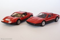 Ferrari 365 GT4 BB de 1975 - AMR réf. 3 et Century réf. 200