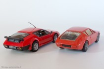 Renault Alpine A310 V6 Pack GT - Eligor/Hachette presse et Alpine A310 - Dinky Toys réf. 1411