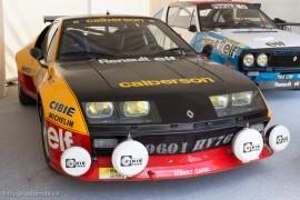 Renault Alpine A310 V6 Gr.4 - Championne de France des rallyes 1977