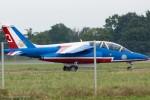 Patrouille de France - Alphajet - Rennes Airshow 2014
