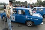 Jour G50 - Renault 8 Gordini et B.Lagier vainqueur de la Coupe Gordini 1969