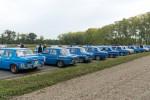 Jour G50 - Les Renault 8 Gordini des 50 ans