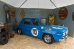 Jour G50 - Renault 8 Gordini au garage