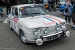 Jour G50 - Renault 8 Gordini de J.Ragnotti en piste