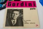 Jour G50 - un disque d'Amédée Gordini - Merci M. Gordini