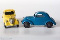 Dinky Toys 35a - Simca 5