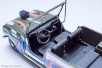 Renault 4 Sinpar de Tanguy et Laverdure - Dinky Toys réf. 1406 - bien détaillé