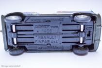 Renault 4 Sinpar de Tanguy et Laverdure - Dinky Toys réf. 1406