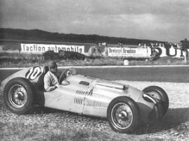 Talbot-Lago T 26C en 1949
