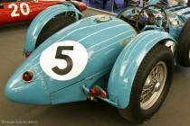 Talbot-Lago T 26 GS - 24 Heures du Mans 1951