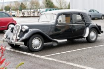 Citroën Traction 15-six 1952